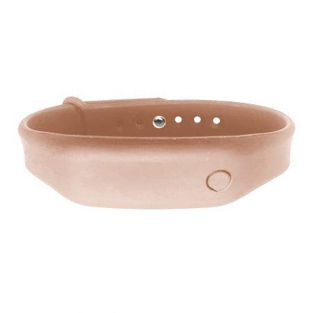 hand sanitizer bracelet - antibacterial wrist band birthday tan nude
