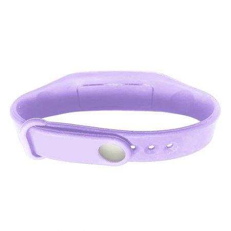 hand sanitizer bracelet - antibacterial wrist band lily lavender